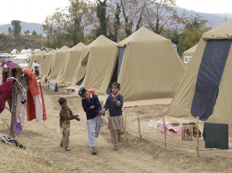 Dětští uprchlíci