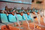 Vodní fontána (ilustrační foto)