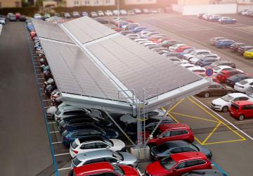 Fotovoltaická elektrárna Škoda Auto