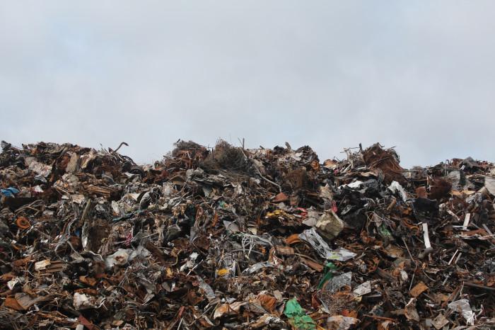 Skládka odpadu (ilustrační foto)
