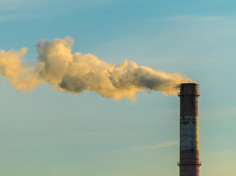 Znečišťování ovzduší